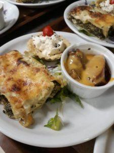 Πιάτα Σερβιριστά